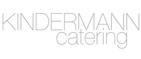 Kindermann Catering, Catering · Partyservice Ludwigshafen, Logo