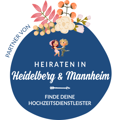 Partner von Hochzeit & Heiraten in Heidelberg, Mannheim, Rhein-Neckar